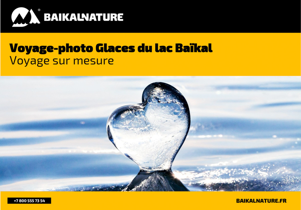 Voyage photo Baikal Nature Graine de Photographe